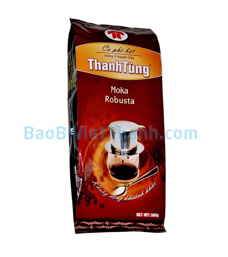 Bao bì cafe bột - Thanh Tùng