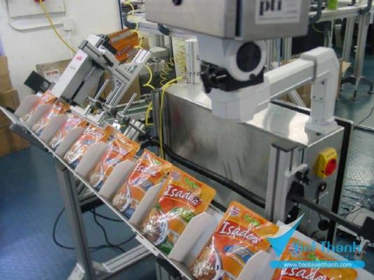 Đóng gói bao bì thực phẩm