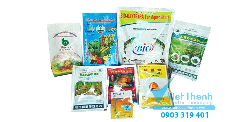 Bao bì nông dược - Bao bì thuốc bảo vệ thực vật