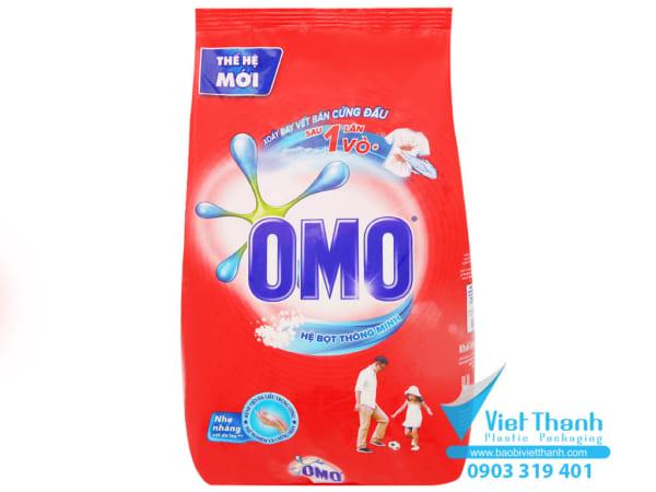 Bao bì bột giặt - Omo