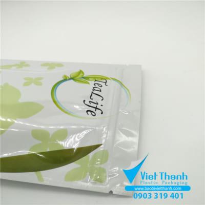 Bao bì nhựa zipper dễ cắt