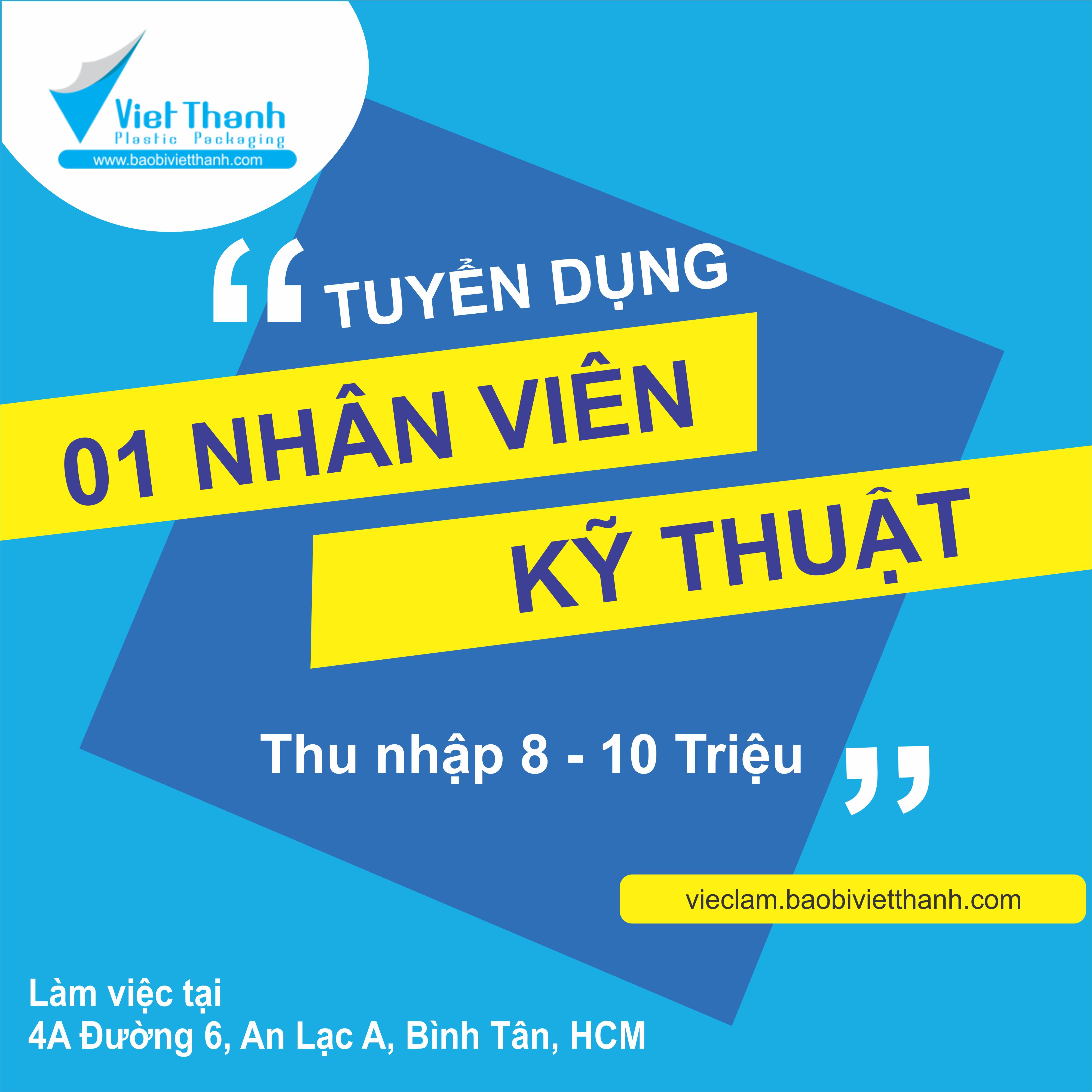 Vietthanh Tuyen Dung Ky Thuat